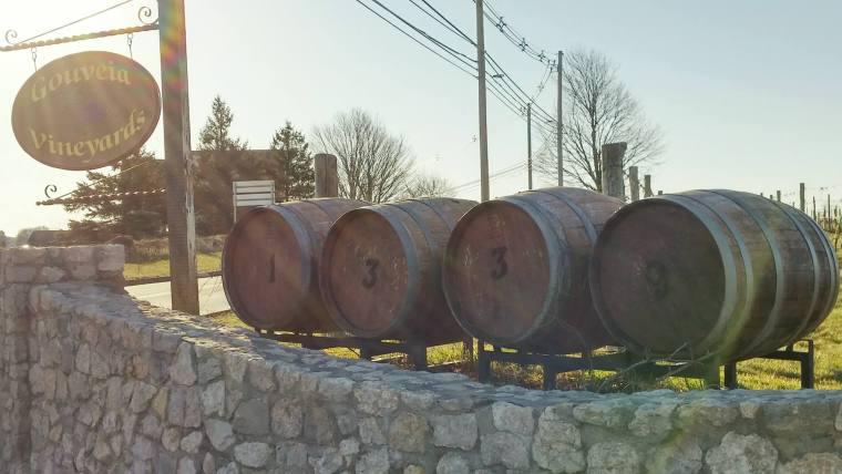 gouveia barrels